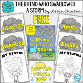 Read Aloud Interactive Book Activities: The Rhino Who Swallowed a Storm