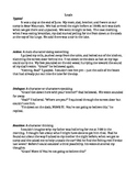 Lead Examples for Fictional Tales