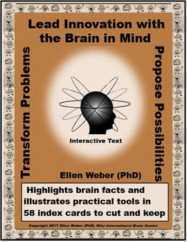 Lead Innovation with the Brain in Mind - Interactive Text