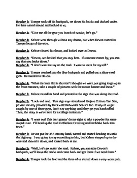 """""""Lead Lined Coffins"""" A Readers Theatre Script [Theater Scripts]"""