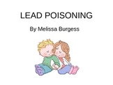 Lead Poisoning Power Point