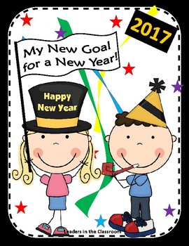 2017 Leader Goal for a New Year! - by Leader in the Classroom - FREE