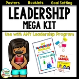 Leadership Activities Kit with Posters and Booklets