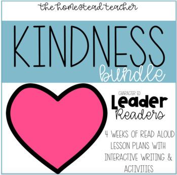 Leader Readers Bundle on Kindness
