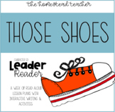 Leader Readers: Those Shoes Interactive Read Aloud