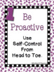 Leadership Habits for PE!  (alphabet design)