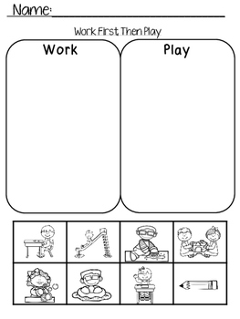 Little Leaders: Work First, Then Play (Time Management Skills)