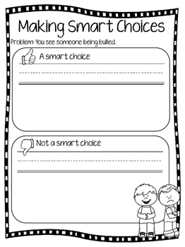 Little Leaders: Making Smart Choices