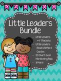 #bundlebonanza Little Leaders Mega Bundle {Editable}
