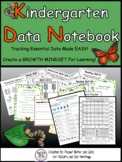 COMPLETE Kindergarten Leadership Notebook/Data Notebook-Lighthouse edition