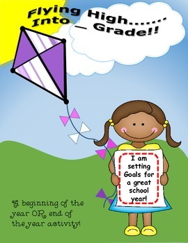 Leader lesson - Flying High into __ grade! - by leader in the classroom