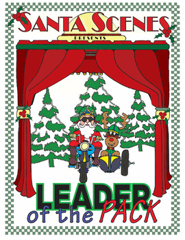 Christmas Plays For Kids.Leader Of The Pack A Christmas Play