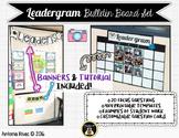Leadergram (Banner & Bulletin Board Set)