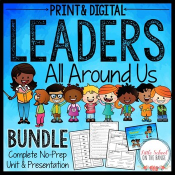 Leaders All Around Us BUNDLE