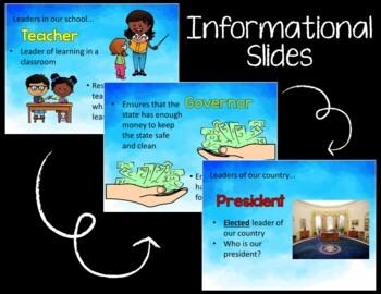 Leaders All Around Us Presentation