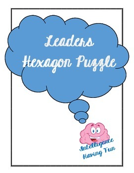Leaders Hexagon Puzzle