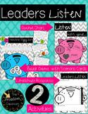 #5 Leaders Listen - 2 Leadership Activities