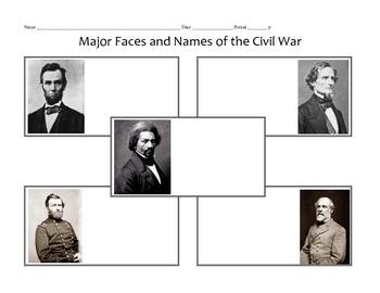 Leaders during the American Civil War