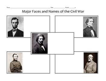 Leaders during the American Civil War