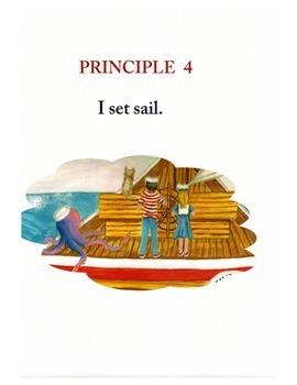Voyage to Greatness, Principle 4:  I set sail.