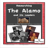 Leaders of the Alamo Research