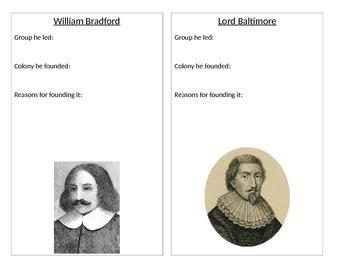 Leaders of the Colonies TN 4.14