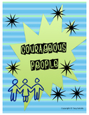 Leadership Activity - Courageous People
