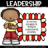 Leadership Activity Pack- 8 Activities, Awards and Vouchers