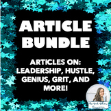 Leadership Articles Bundle
