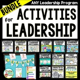 Leadership BUNDLE For All Leader Programs