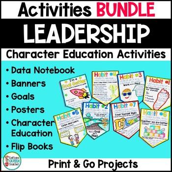 Leadership BUNDLE - For ANY Leadership Program - Class Leaders