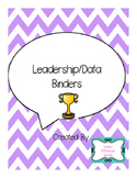 Leadership Binders