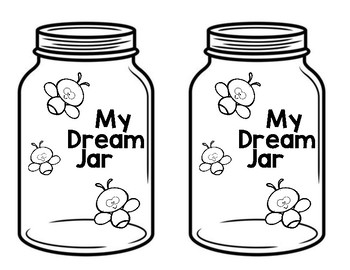 Dream Jar Writing and Bulletin Board