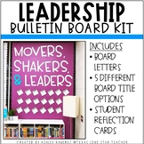 Leadership Bulletin Board Kit
