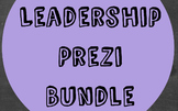 Leadership Bundle with Prezi