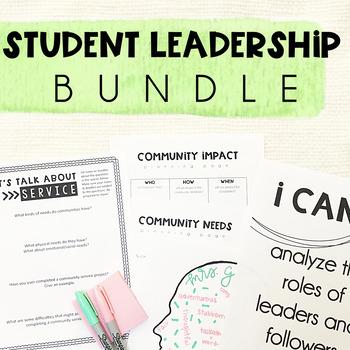 Leadership & Citizenship - Complete Unit Bundle