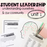 Leadership & Citizenship Unit 1 - Understanding Ourselves & Our Community