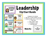 Leadership Clip Chart Bundle