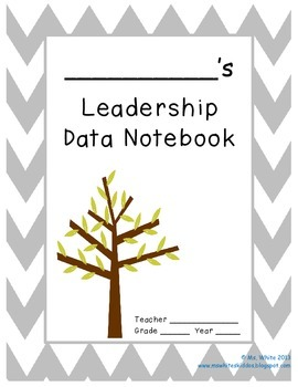 Leadership Data Notebook