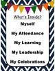 Leadership Data Notebook