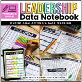 Leadership & Data Notebook- & DIGITAL DISTANCE LEARNING Version