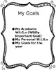 Leadership (Data) Notebook Templates