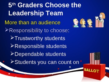 Leadership Election at Your School