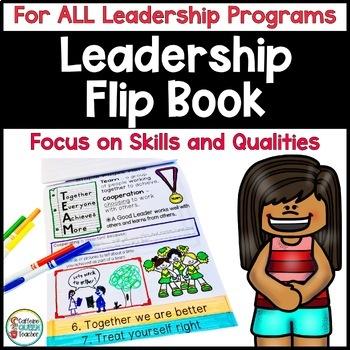 Leadership Flip Book: Supports ALL Leader Programs