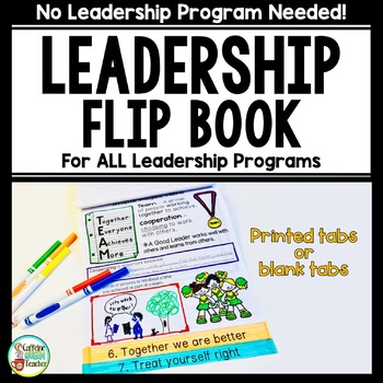 Leadership Flip Book: Supports ALL Leader Programs