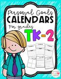 Leadership Goal Calendars