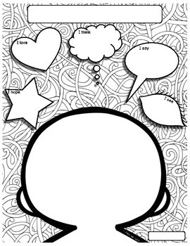 Leadership Goal Setting for Students - Coloring Activity Pages | TpT