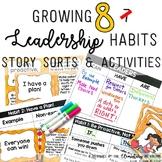 Leadership Habits Stories and Activities Bundle