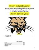 Leadership Handbook for Grade Level Representatives/Student Senate