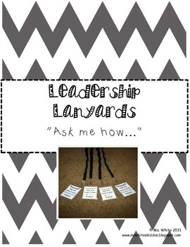 Leadership Lanyards